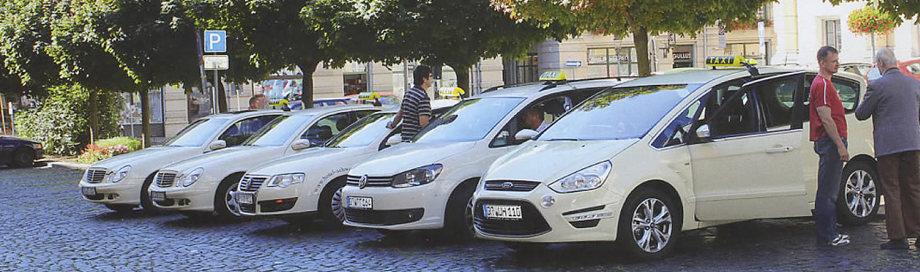 taxi zentrale weiden